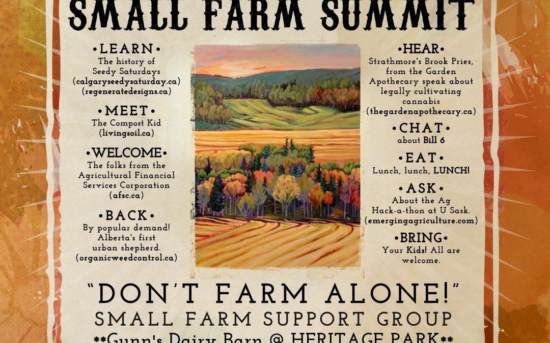 Small Farm Summit